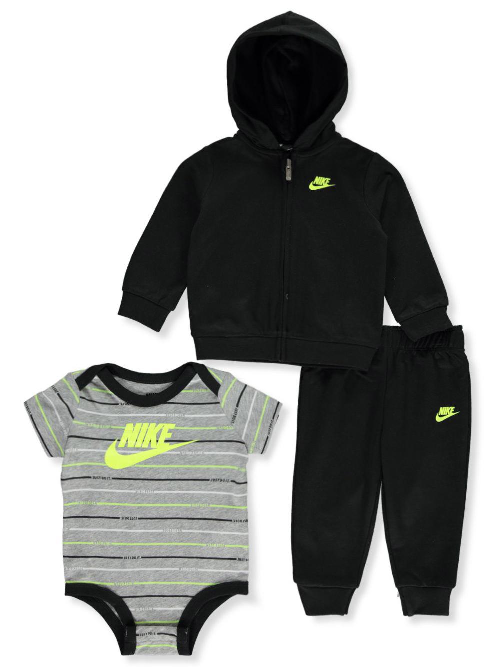 Nike Baby Boys' French Terry 3-Piece