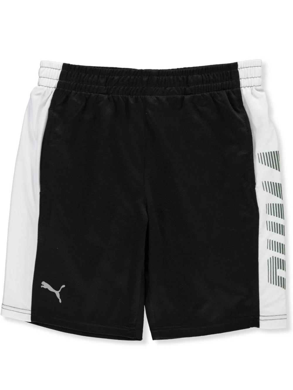 4feddd5dd878 Puma Boys  Mesh Shorts