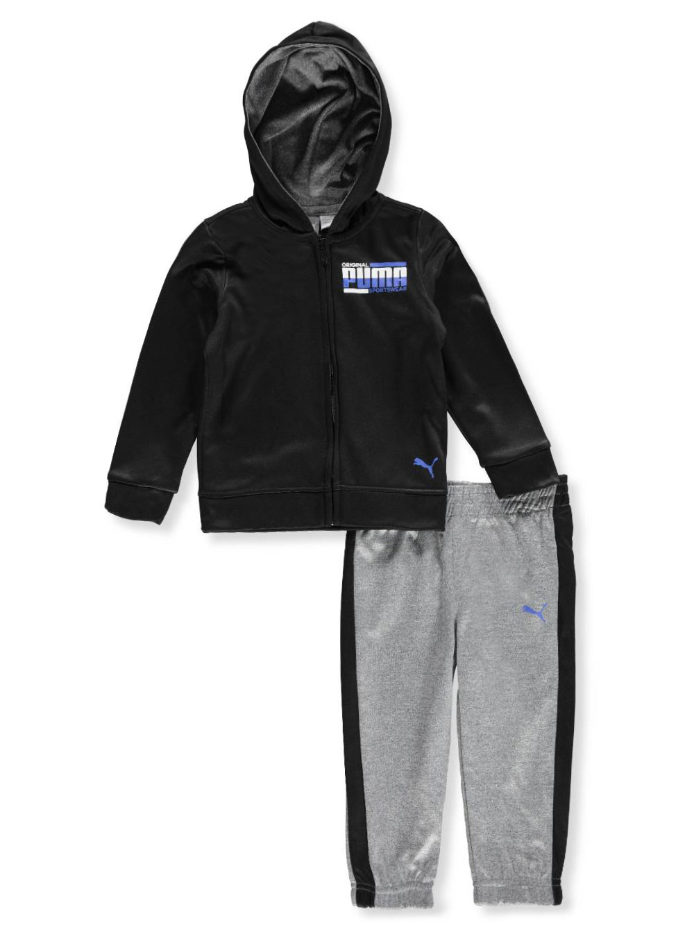 5cce5782049a Puma Baby Boys  2-Piece Tracksuit Pants Set