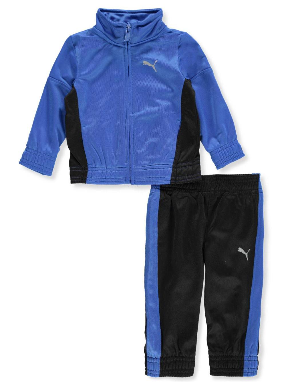 5aad71f7206e Puma Baby Boys  2-Piece Tricot Tracksuit Pants Set