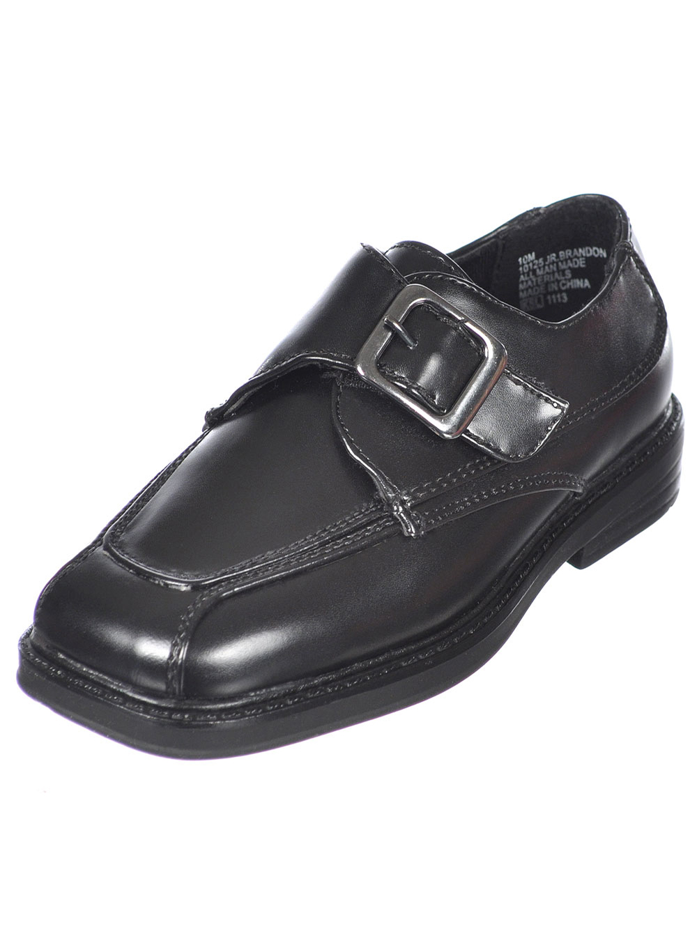 Scott David Boys Brandon Dress Shoes