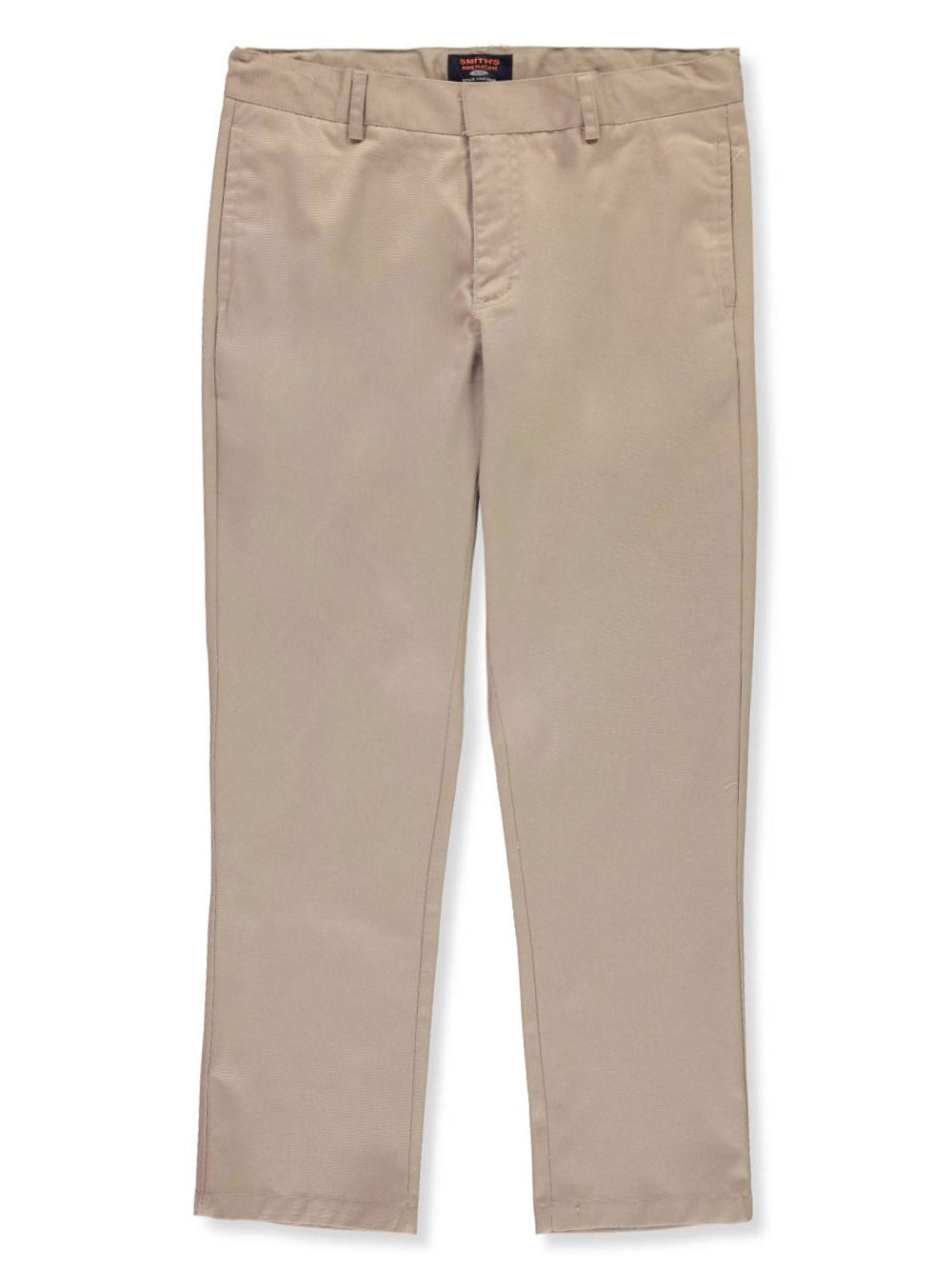 Smiths American Little Boys Flat Front Twill Pant