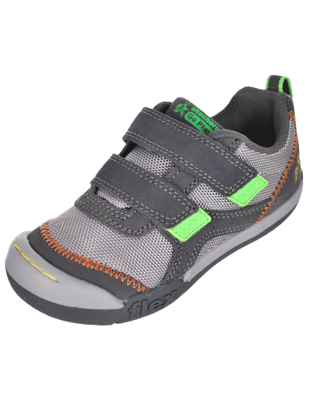 b294f45aecd1 Skechers Boys  Go Play Sneakers (Sizes 6 – 12)