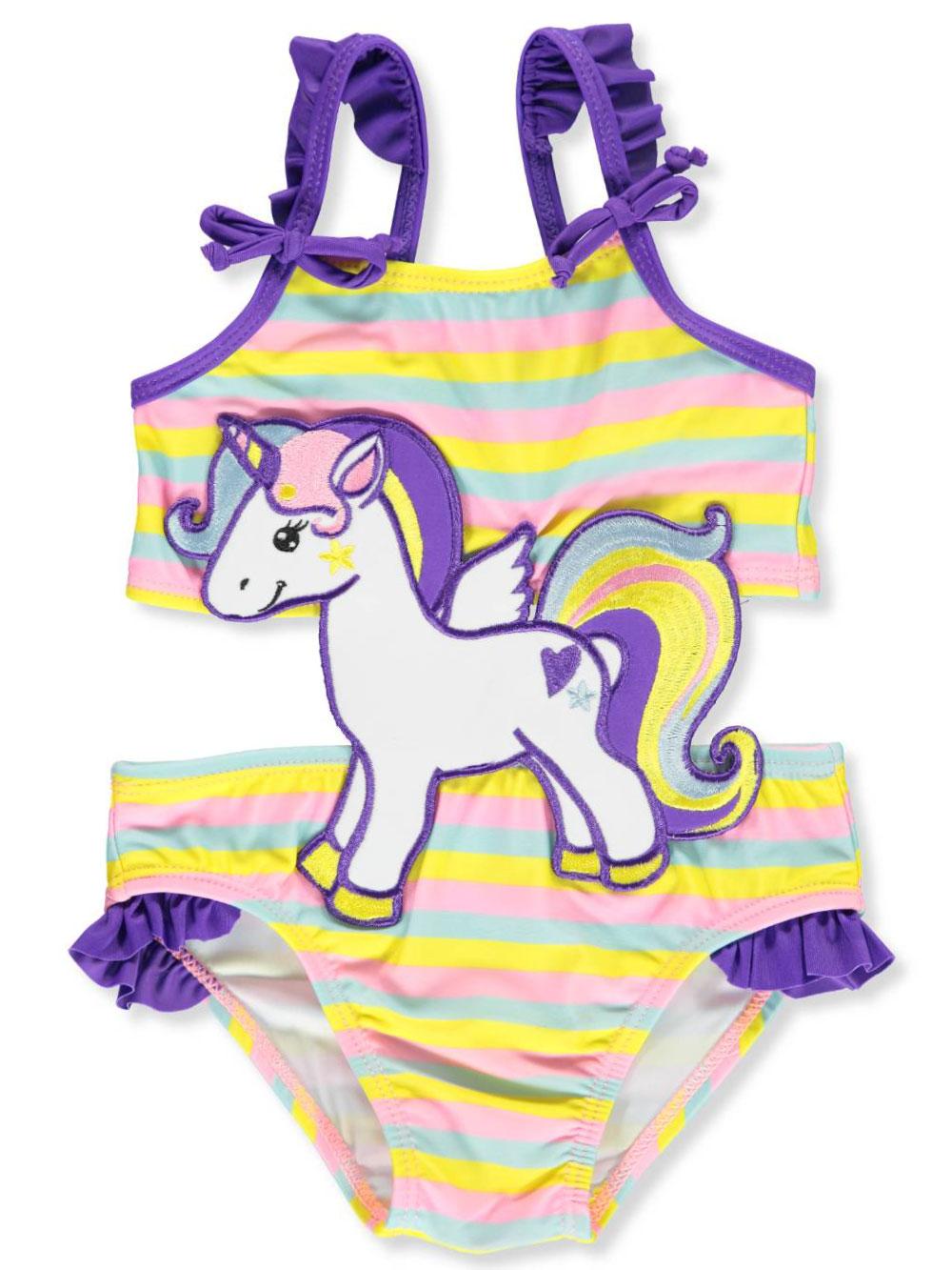Sol Swim Baby Girls/' 1-Piece Swimsuit