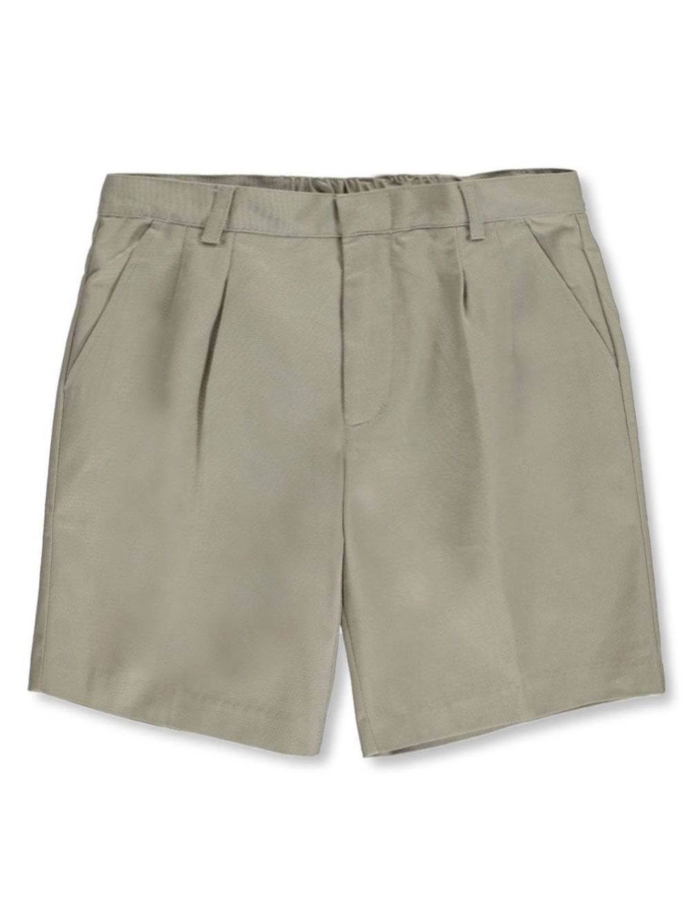 Universal Little Boys Toddler Basic Pleated Shorts