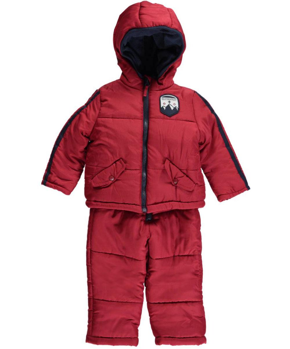 Weatherproof Little Boys' Toddler