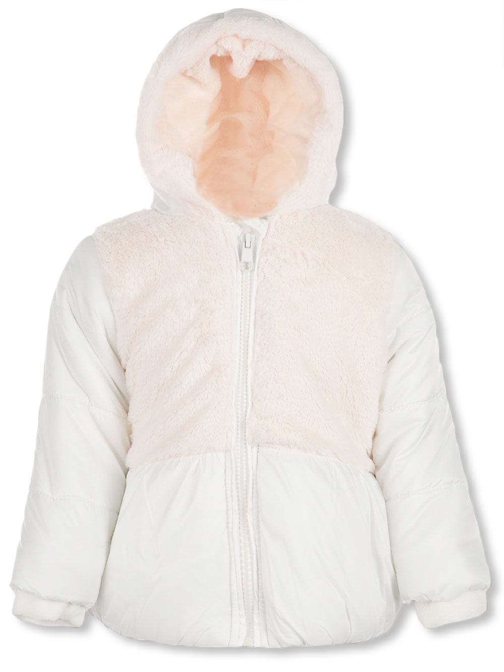 Reebok Baby Girls/' Hooded Pram Suit