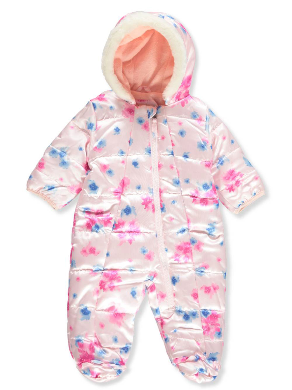 37f5d4955 Jessica Simpson Baby Girls  1-Piece Snowsuit
