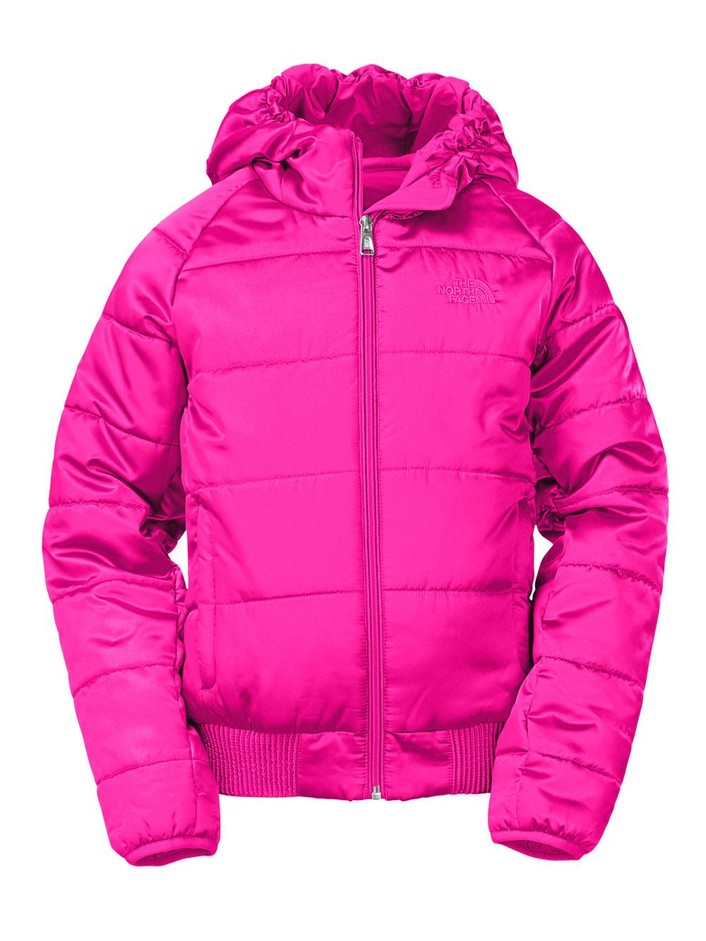 The North Face Big Girls' Hey Momma Bomba Jacket (Sizes 7 - 16)