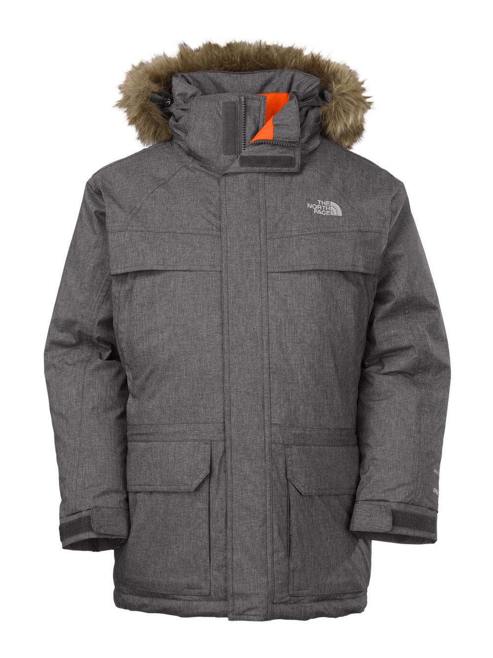 The North Face Big Boys' McMurdo Parka (Sizes 8S - 20XL)