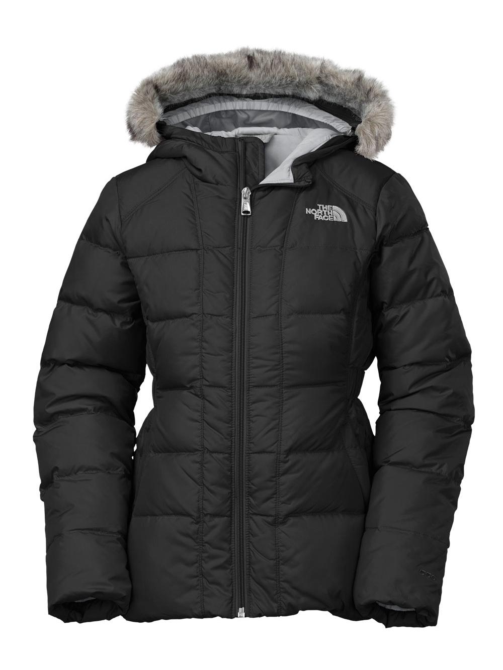 The North Face Big Girls' Gotham Jacket (Sizes 7S - 20XL)