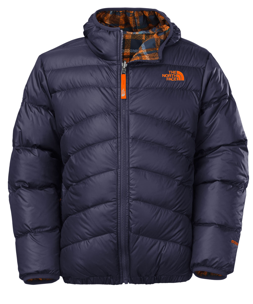 The North Face Big Boys' Reversible Perrito Jacket (Sizes 8S - 20XL)