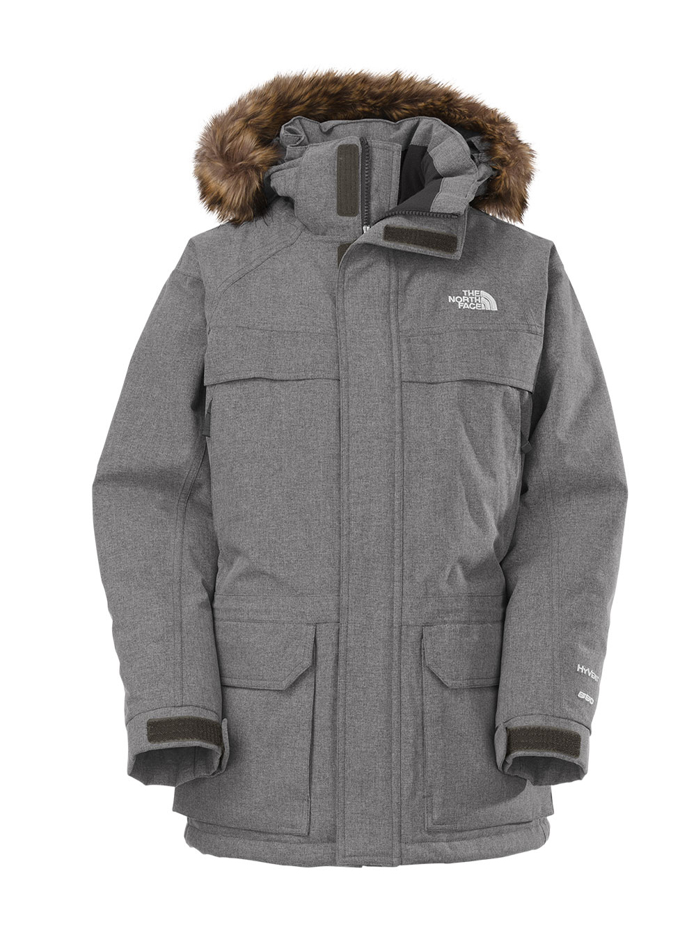 The North Face Big Boys' McMurdo Down Jacket (Sizes 8 - 20)