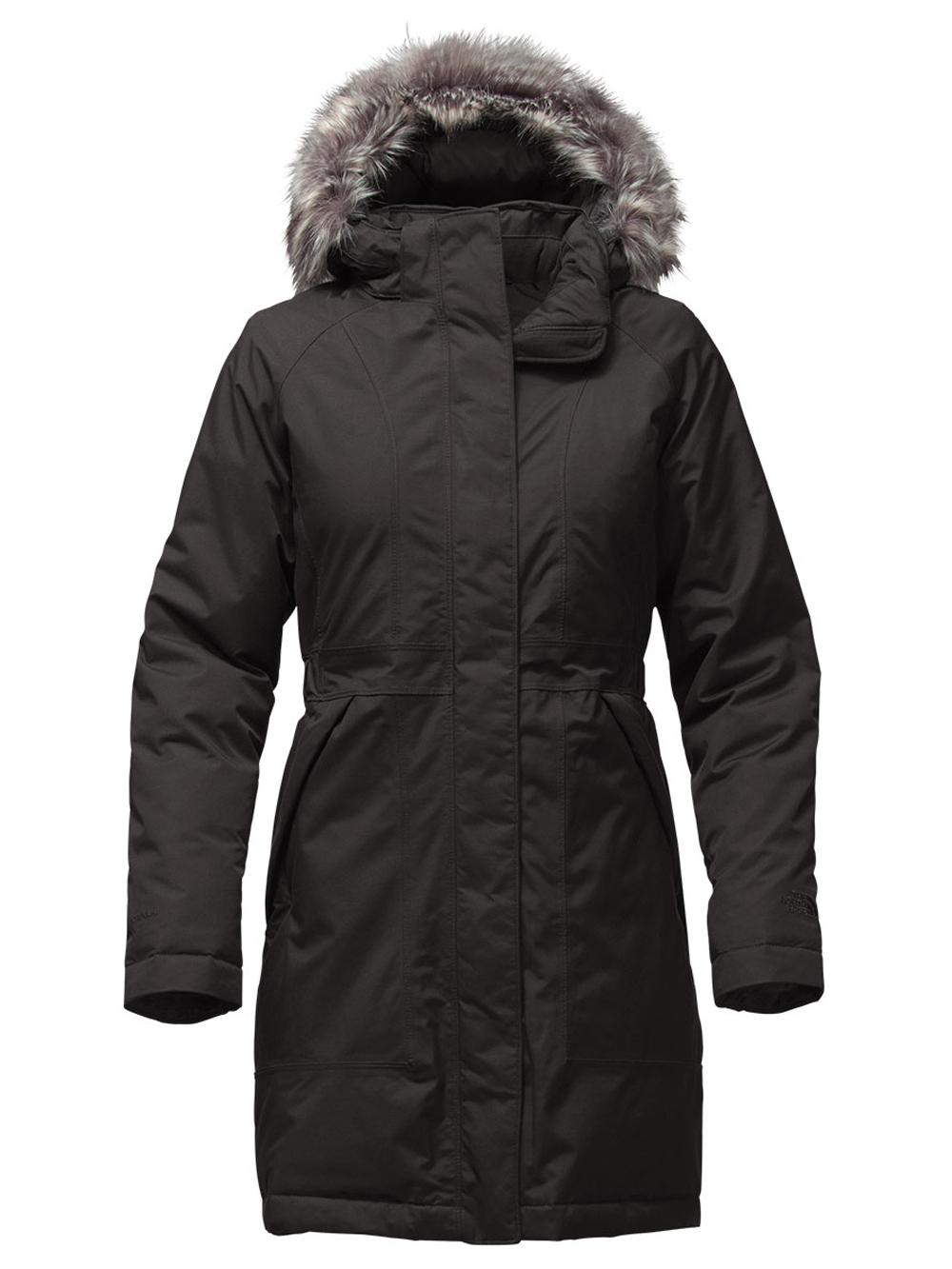The North Face Women's Arctic Down Parka (Sizes S - L) - black, m