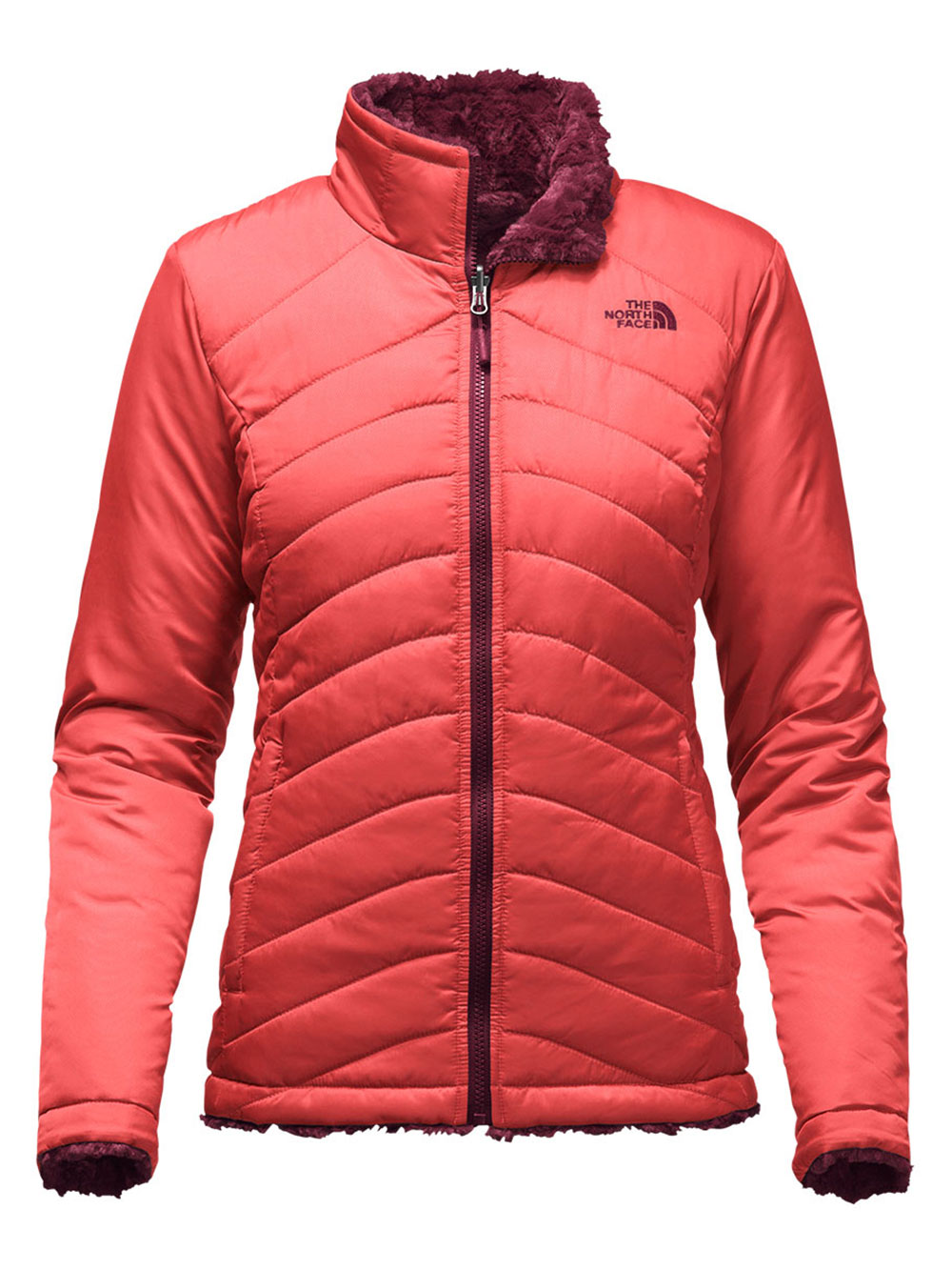 The North Face Women's Mossbud Swirl Reversible Jacket (Sizes S - XL)