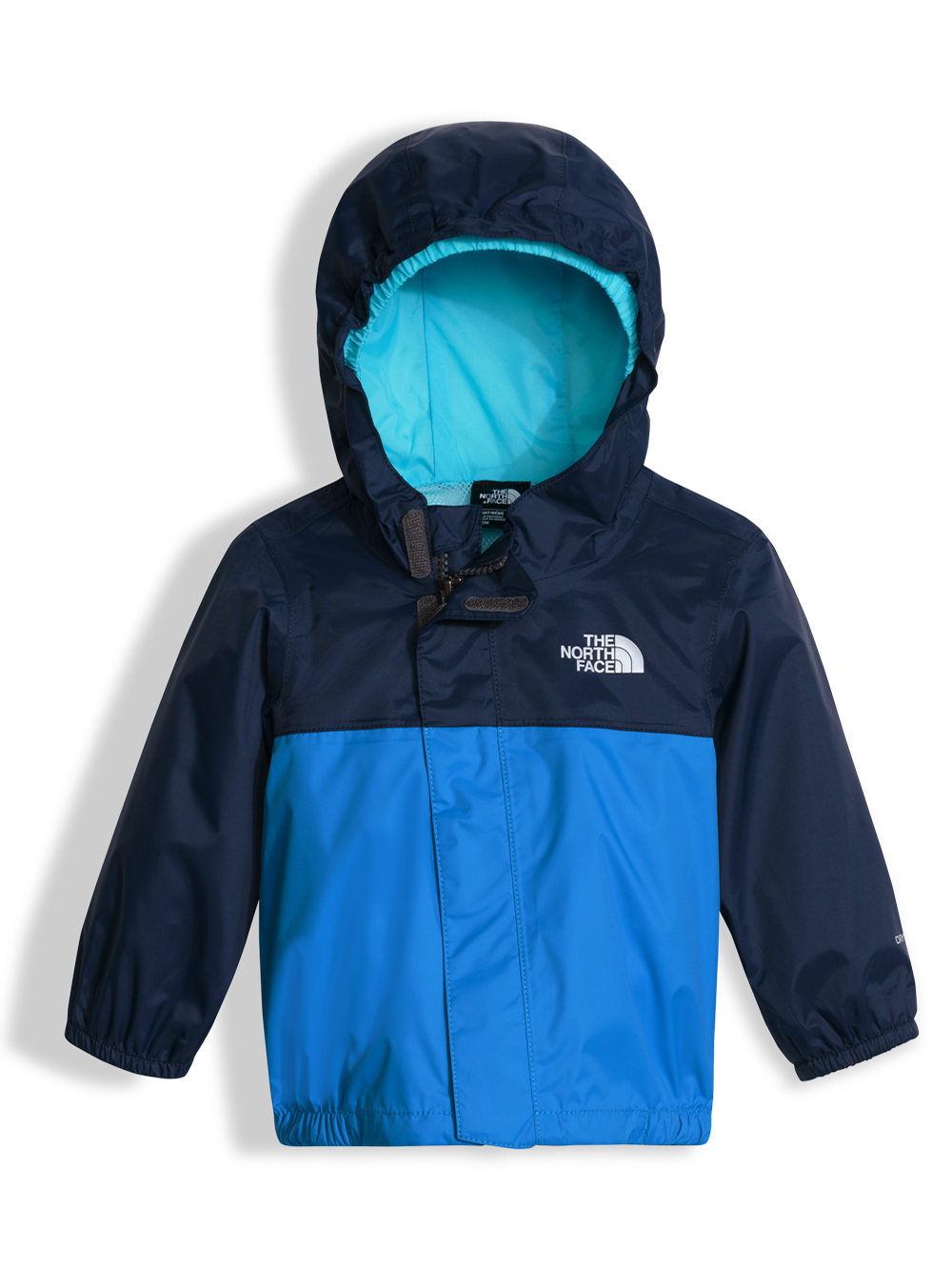 The North Face Baby Boys' Tailout Rain Jacket - clear lake blue, 6 - 12 months