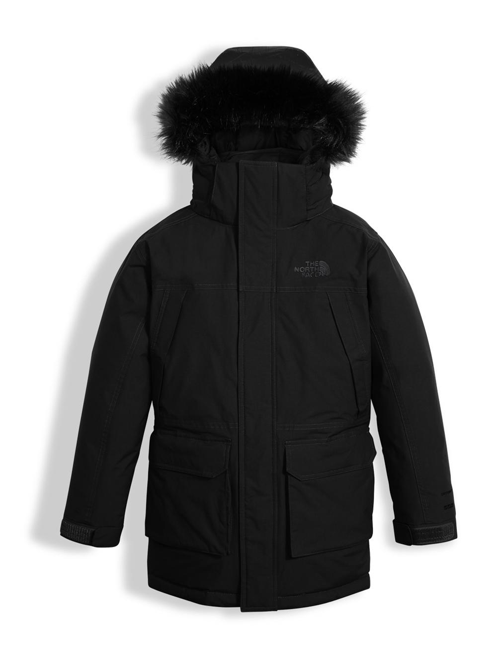 fcc0dd656 The North Face Big Boys' McMurdo Down Parka (Sizes 7 – 20)