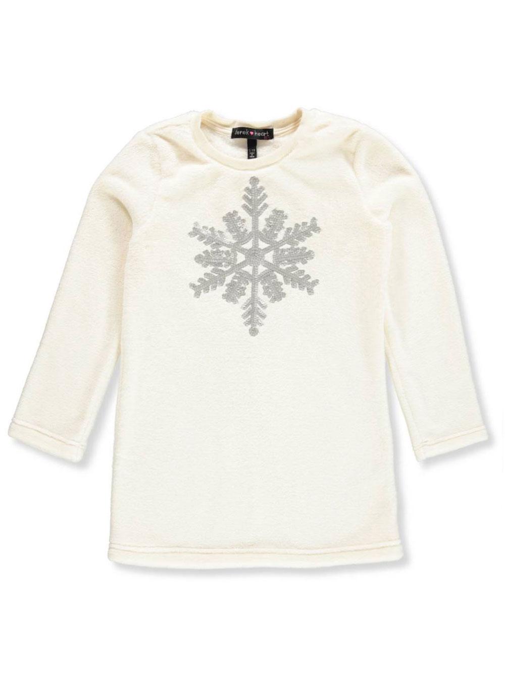 b5726a851f4 Derek Heart Girls' Tunic Sweater