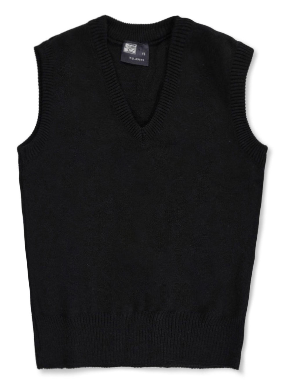 Image of T.Q. Knits Unisex Sweater Vest Adult Sizes S  XXL