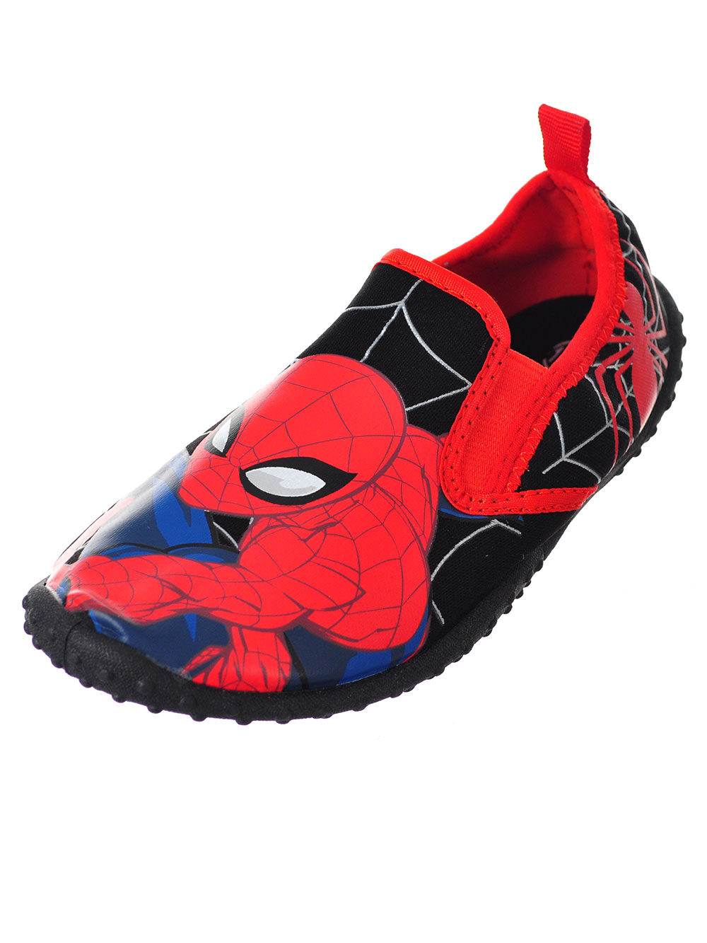 Spider-Man Boys' Water Shoes (Sizes 7 - 12) - CookiesKids.com