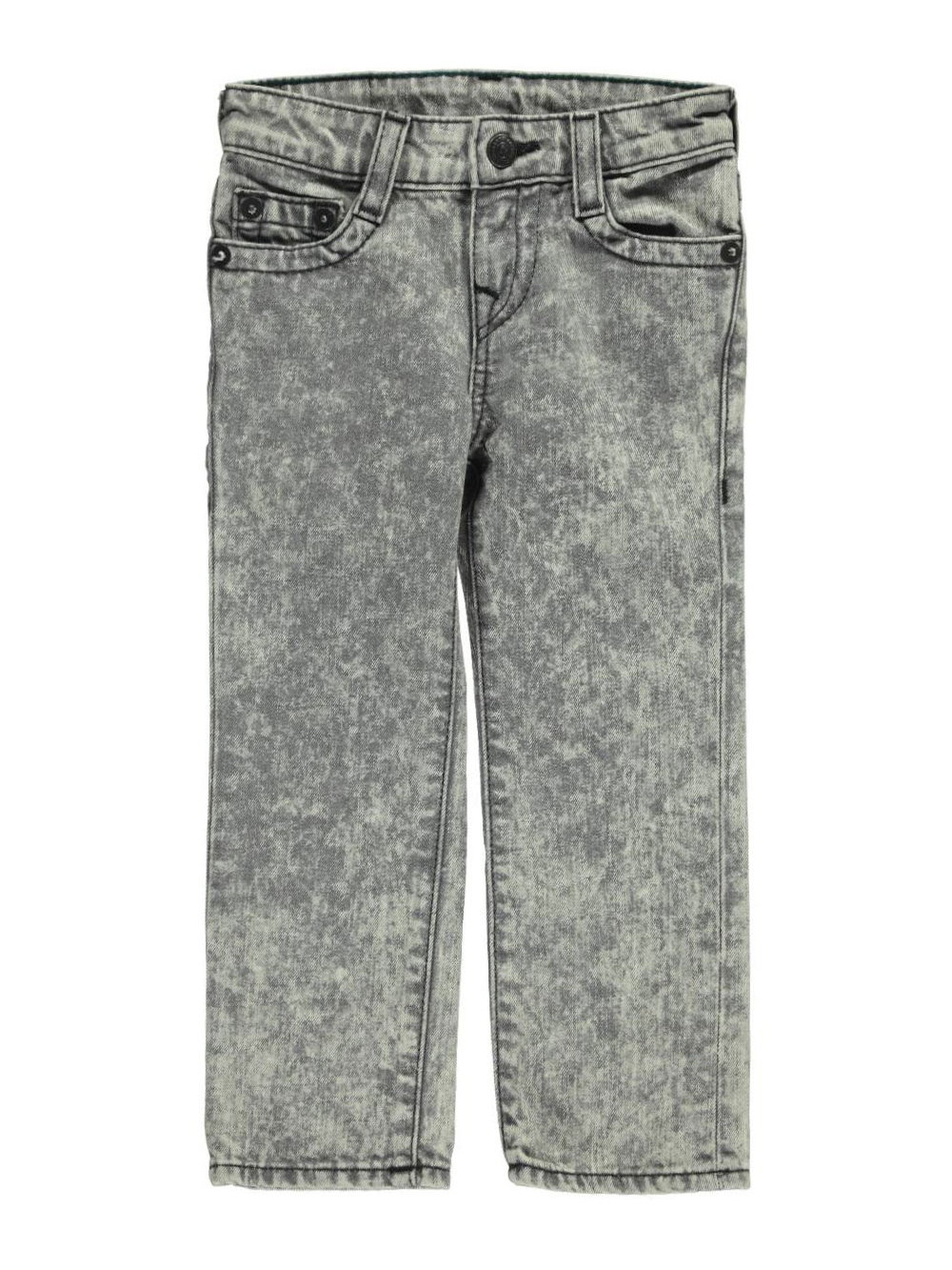 Image of True Religion Little Boys Geno Single End Jeans Sizes 4  6X