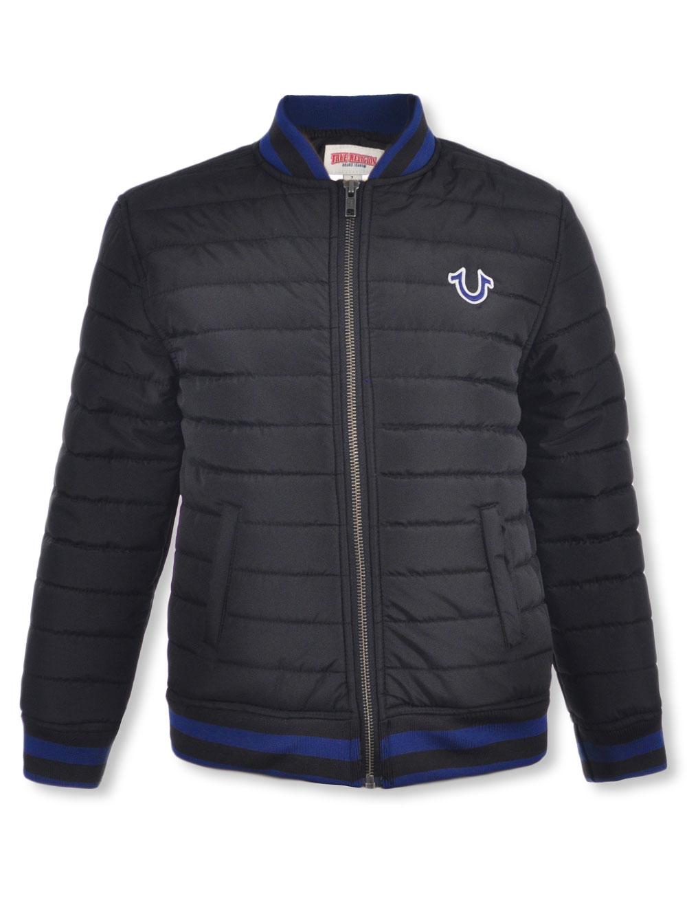 21299706bdfa3 True Religion Boys' Flight Jacket
