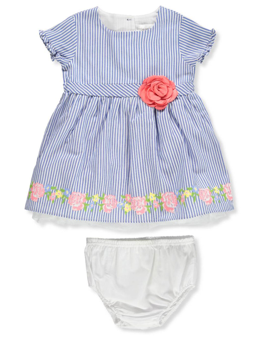 1a7e49df0 Us Angels Baby Girls  Dress with Diaper cover