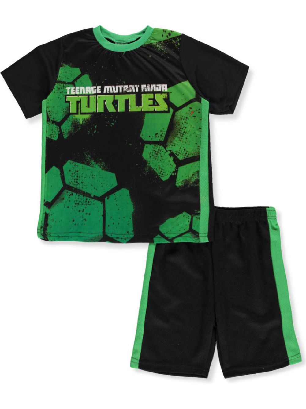 c5603c494 TMNT Boys' 2-Piece Shorts Set Outfit