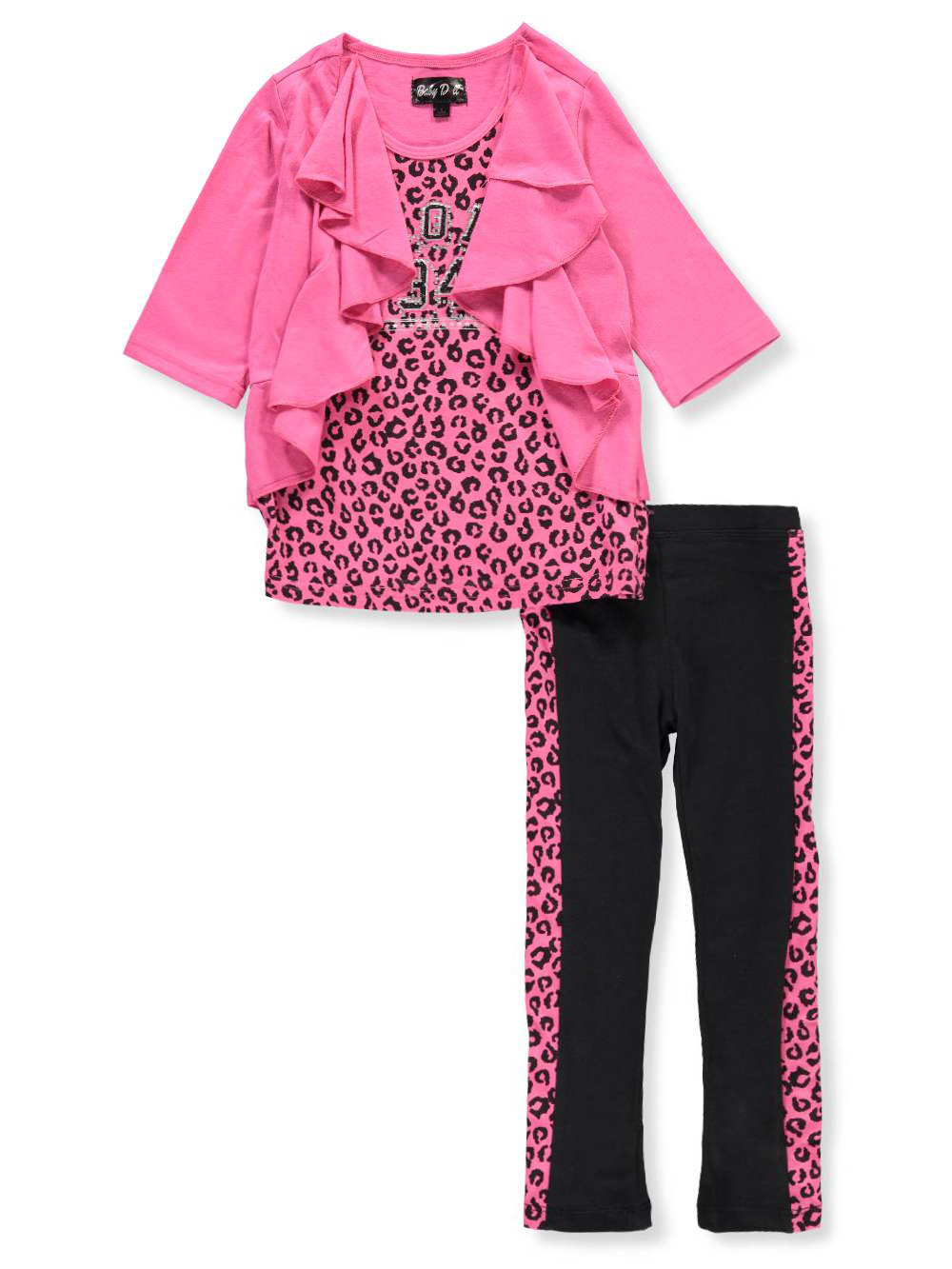 Baby Doll Girls' 2-Piece Outfit - CookiesKids.com