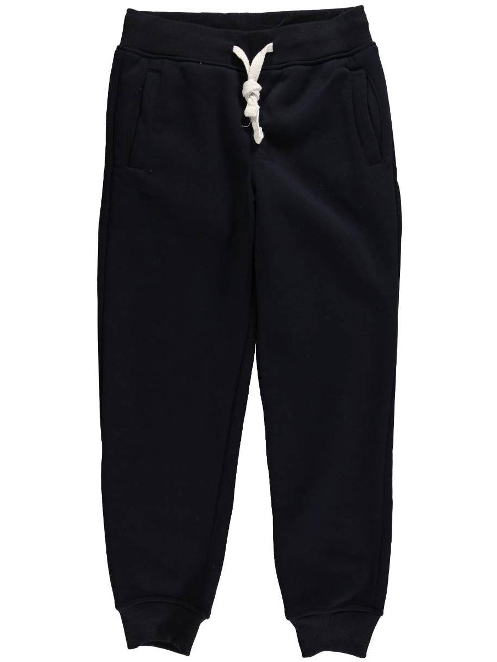 Image of SP Active Big Boys Jogger Sweatpants Sizes 8  20