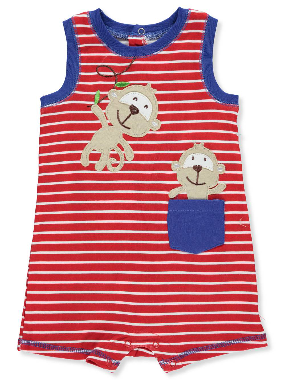 a951a86c Buster Brown Baby Boys' Romper