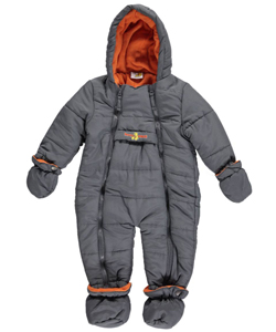 "Fourcast Baby Unisex ""Couloir"" Snowsuit - CookiesKids.com"