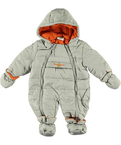 "Fourcast Unisex Baby ""Couloir"" Snowsuit - CookiesKids.com"