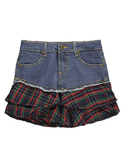 "Twelve K Little Girls' ""School Spirit"" Skirt - CookiesKids.com"