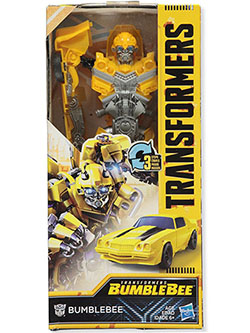 Bumblebee Figurine by Hasbro Transformers