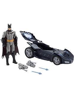Batman Missions Batman & Missile Launching Batmobile by Fisher Price