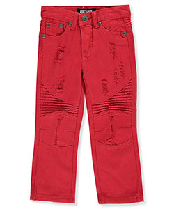 Reset Little Boys' Moto Jeans (Sizes 4 – 7) - CookiesKids.com