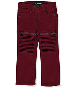 Reset Little Boys' Twill Jeans (Sizes 4 – 7) - CookiesKids.com