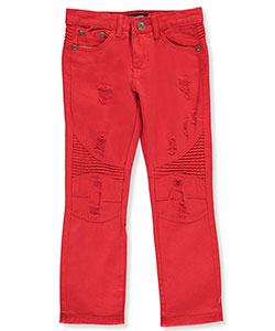 Reset Big Boys' Moto Jeans (Sizes 8 – 20) - CookiesKids.com