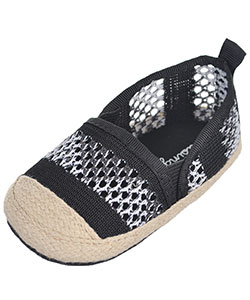 "Rising Star Baby Girls' ""Sandy Stroll"" Slip-On Booties - CookiesKids.com"