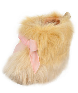 Rising Star Baby Girls' Faux Fur Booties - CookiesKids.com