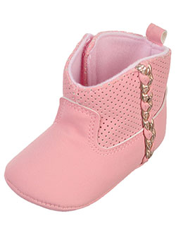 Rising Star Baby Girls' Booties - CookiesKids.com