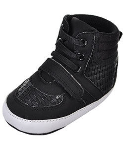 Rising Star Baby Boys' Sneaker Booties - CookiesKids.com