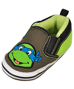 TMNT Baby Boys' Slip-On Booties - CookiesKids.com