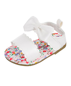 Rising Star Baby Girls' Sandal Booties - CookiesKids.com