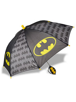 Umbrella by Batman in Black/yellow, Boys Fashion