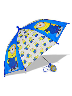 Unisex Umbrella by Minions in Blue - $15.00