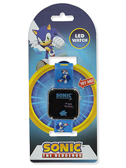 LED Watch by Sonic The Hedgehog