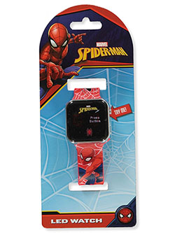 LED Watch by Spider-Man