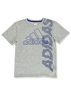 Boys T-Shirt by Adidas in Gray